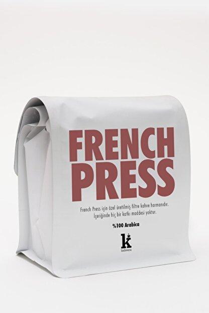Coffee Advisor French Press Kahvesi - French Press Için Kahvera Filtre Kahve Harmanı / 250gr