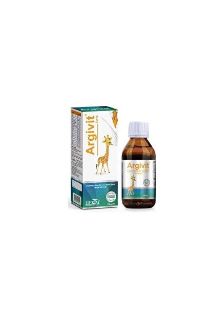 HEKİM İLAÇ Argivit Multivitamin 150 ml Şurup