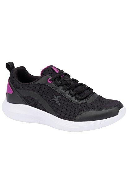 Kinetix MILERO W 1FX Siyah Kadın Koşu Ayakkabısı 100603314