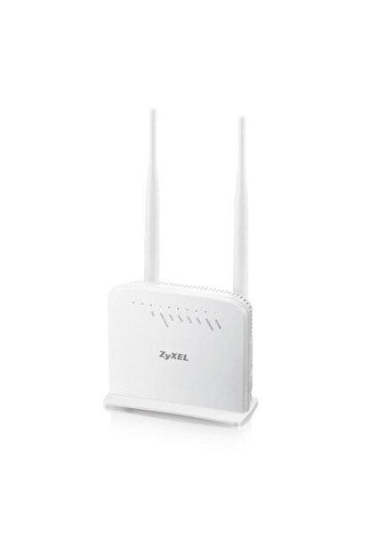Zyxel P1302-t10d 300 Mbps 4 Port Adsl2+ Modem