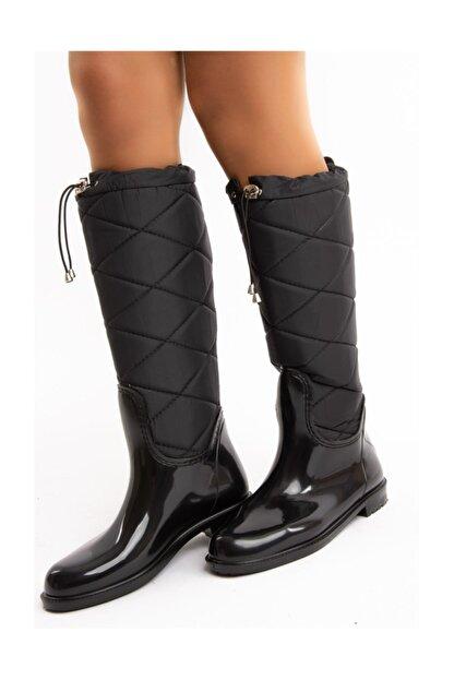 Fox Shoes Siyah Kadın Çizme E476051504