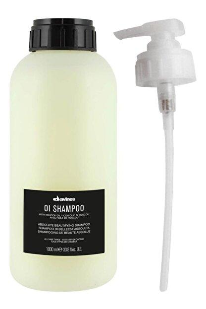 Davines Oi Tüm Saçlariçin Sülfatsız Şampuanı 1000 ml