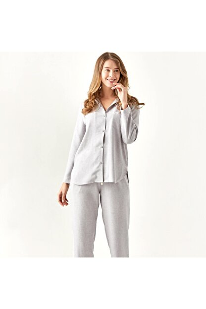Bella Maison Bonne Nuit Gri Pijama Altı