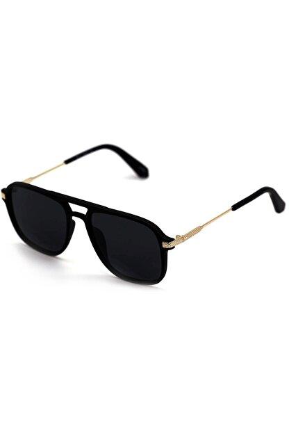 TOMS TEDDY Erkek Siyah Polarize UV Güneş Gözlüğü
