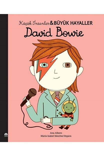 Martı Çocuk Yayınları David Bowie Küçük Insanlar Büyük Hayaller