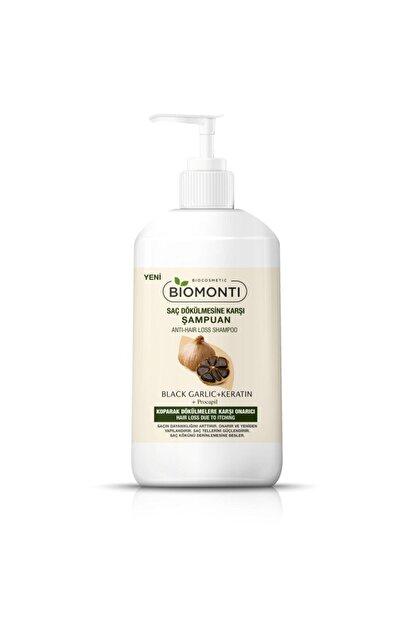 BİOMONTİ Bıomontı Black Garlıc&keratın Shampoo 1000ml