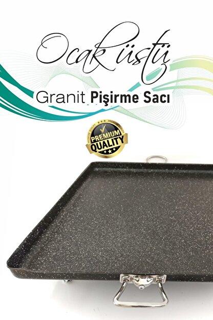 WUXOR Ocak Üstü Granit Pişirme Sacı