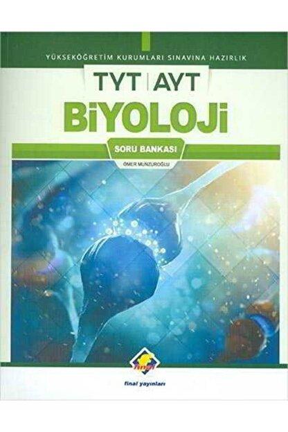 Final Yayınları Tyt Ayt Biyoloji Soru Bankası