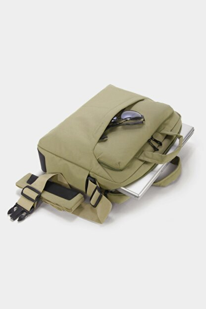 "Tucano BPS-BE Piuma 15.4"" İnce Laptop Çantası Yeşil"
