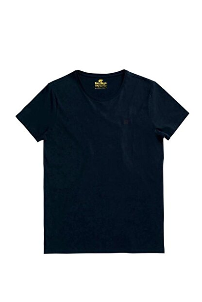 Bad Bear Solid Tee Navy T-shirt (19.01.07.045-c07)