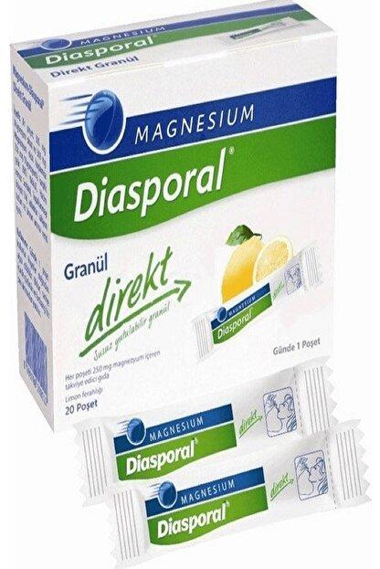 Assos Magnesium Diasporal Granül 20 Direkt Poşet