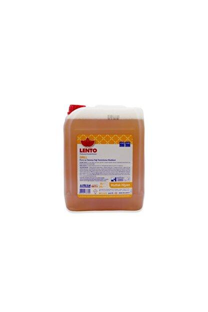 Lento Sarı Fırın Ve Yanmış Yağ Temizleyici 5 kg