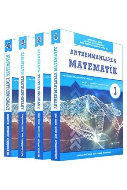 Antrenman Yayıncılık Antrenmanlarla Matematik  1-2-3-4)Kitap Seti
