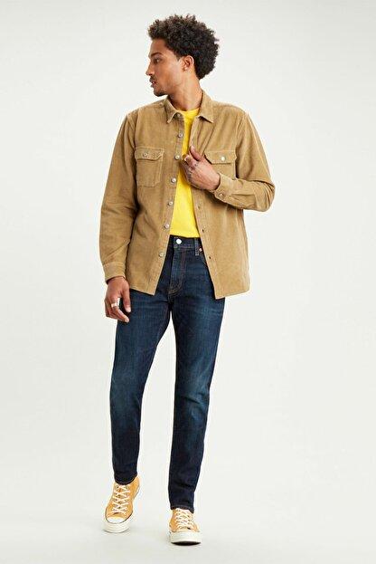 Levi's Erkek Lacivert Slim Taper Jeans 28833-0633