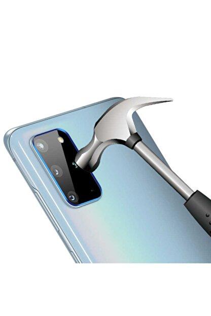 Samsung Galaxy S20 Plus Uyumlu Kamera Lens Koruyucu Hd Ince Yüksek Kalite Cam Filmi