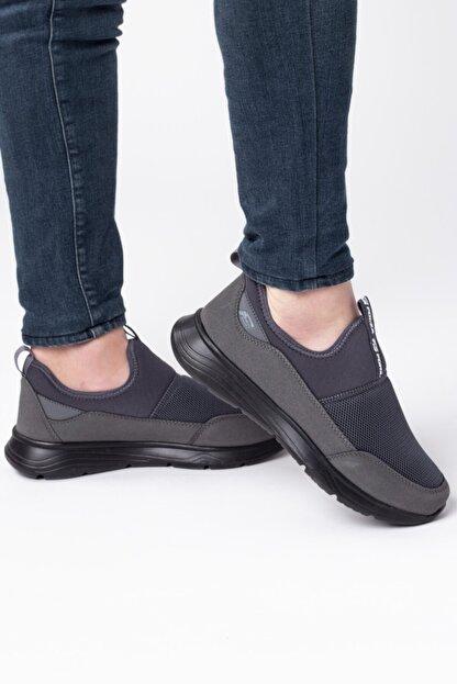 WOVS Erkek Bağcıksız Yürüyüş Sneaker