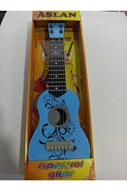 BURAKKRTSY Aslan Toys 50 Cm Oyuncak Ispanyol Gitar ( Poşet Ambalajlı)