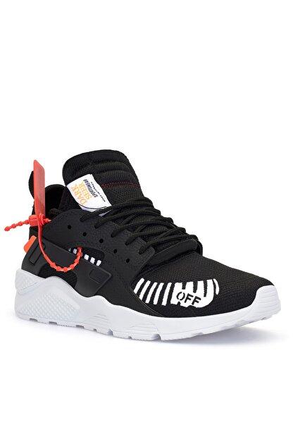 Dark Seer Unisex Siyah Beyaz Sneaker