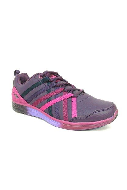 Lescon Kadın   Spor Ayakkabı L4129 Mürdüm Helium Lifestyle