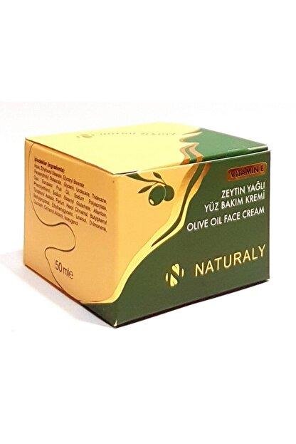 naturaly Zeytin Yağlı Krem E Vitamini Ilaveli 50ml