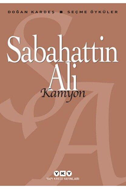 YAPI KREDİ YAYINLARI  DERGİ Kamyon – Seçme Öyküler – Sabahattin Ali