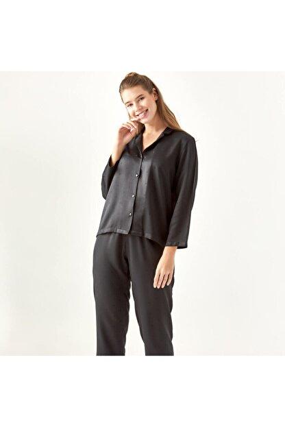 Bella Maison Spark Siyah Pijama Altı