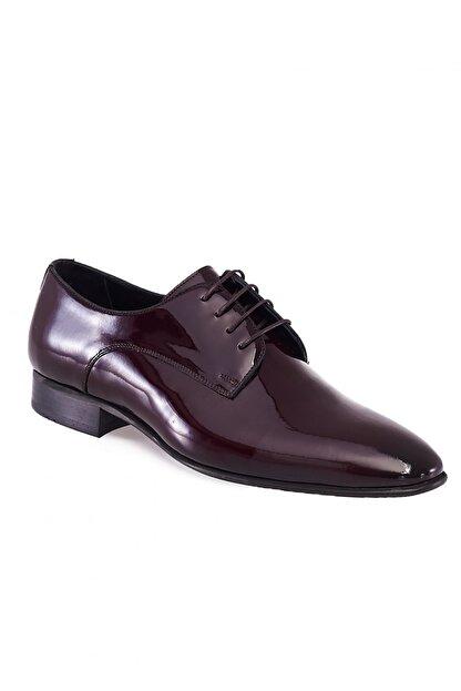 Altınyıldız Classics Erkek Bordo Klasik Rugan Ayakkabı