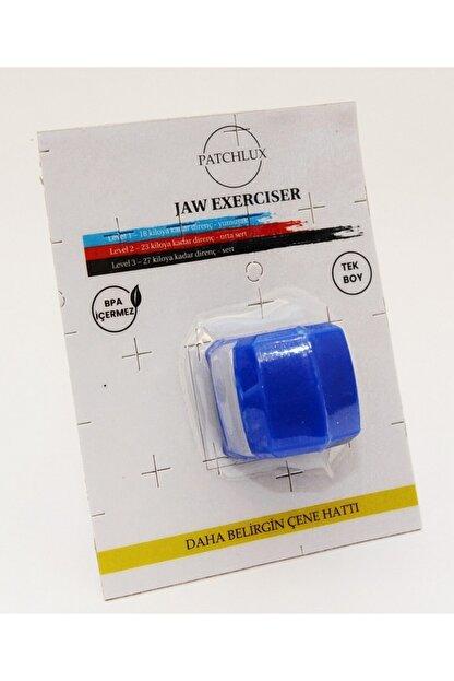 Patchlux Jawline Exerciser (Çene Egzersiz Aleti)   Jawline Egzersiz Topu