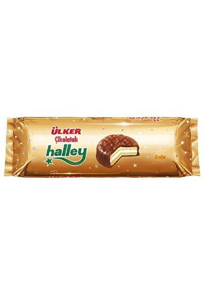 Ülker Halley Çikolatalı 8'li 30 gr