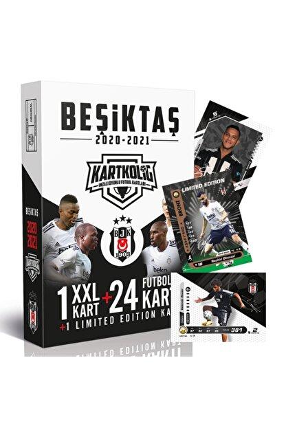 ODYAK Bjk Beşiktaş 2020-2021 Lisanslı Imzalı Sezon Taraftar Futbolcu Oyuncu Futbol Kartları Kartkolig