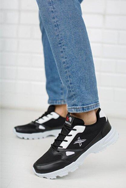 Moda Frato Unisex Spor Ayakkabı Yürüyüş Koşu Ayakkabısı