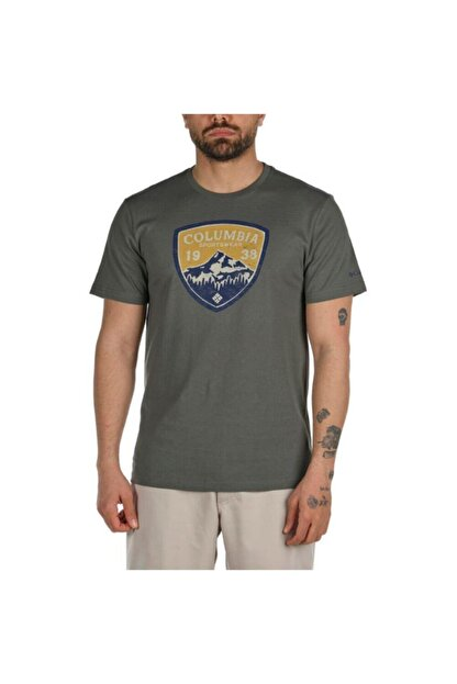Columbia Erkek Kısa KolluT-Shirt Cs0127-339