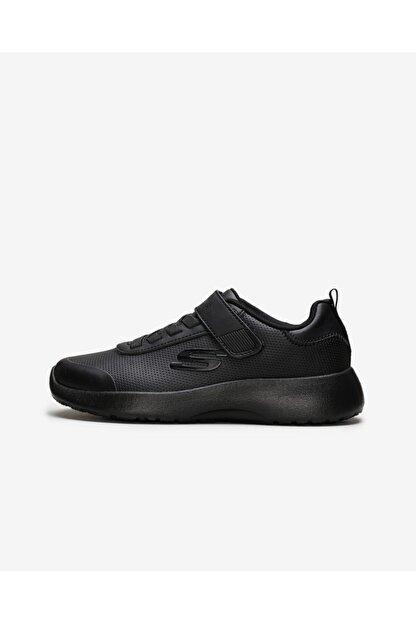Skechers DYNAMIGHT-DAY SCHOOL Büyük Erkek Çocuk Siyah Spor Ayakkabı