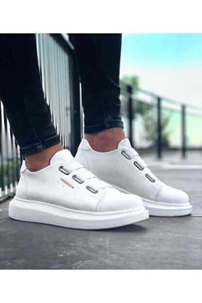 Chekich Erkek Beyaz Günlük Ayakkabı