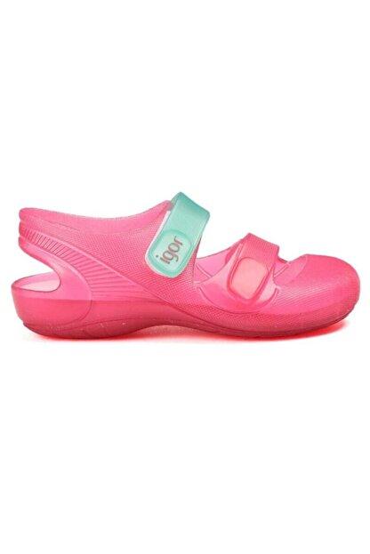 IGOR Kız Çocuk Pembe Deniz Ayakkabısı S10146-046