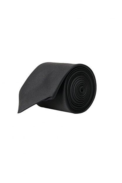Altınyıldız Classics Erkek Siyah Siyah Nano Kravat