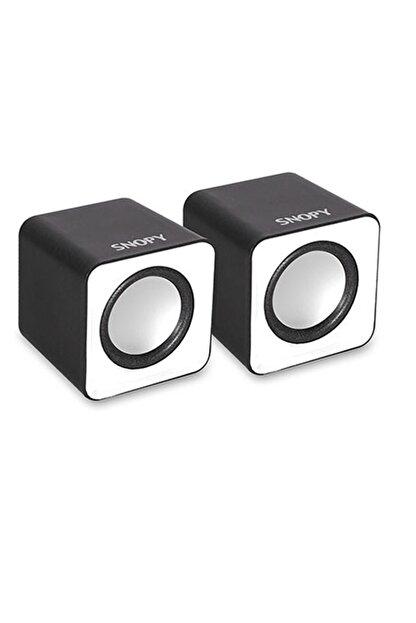 Snopy Sn-66 2.0 Usb Speaker Beyaz