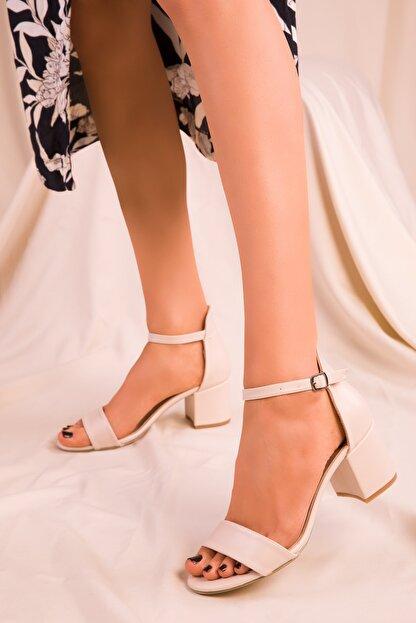 Soho Exclusive Ten Kadın Klasik Topuklu Ayakkabı 14529