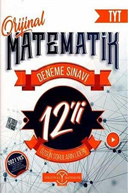 Orjinal Orijinal Tyt Matematik 12'li Deneme Sınavı 2021