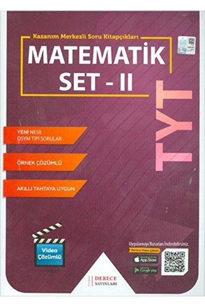 Derece Yayınları Tyt Matematik Modüler Set 2