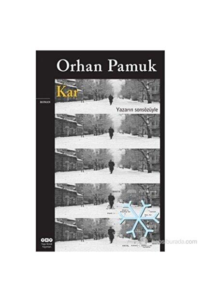 Yapı Kredi Yayınları Orhan Pamuk Kar Roman