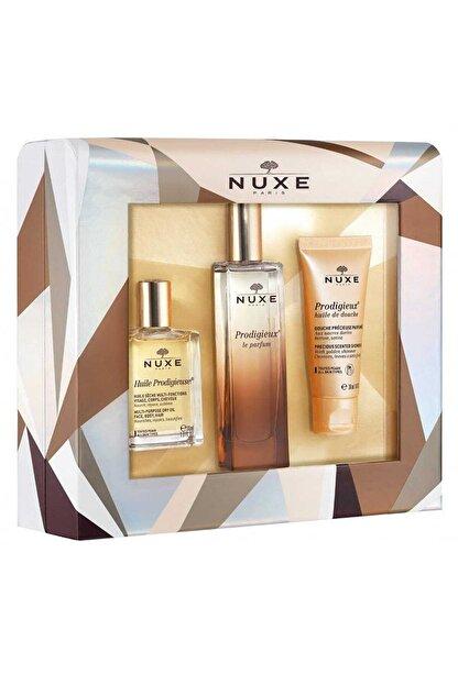 Nuxe Prodigieux le Parfum Kofre Parfüm Seti 3264680016196