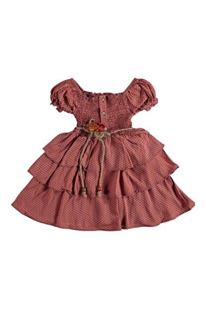 Lumia Baby Kız Bebek Çocuk Kat Kat Elbise