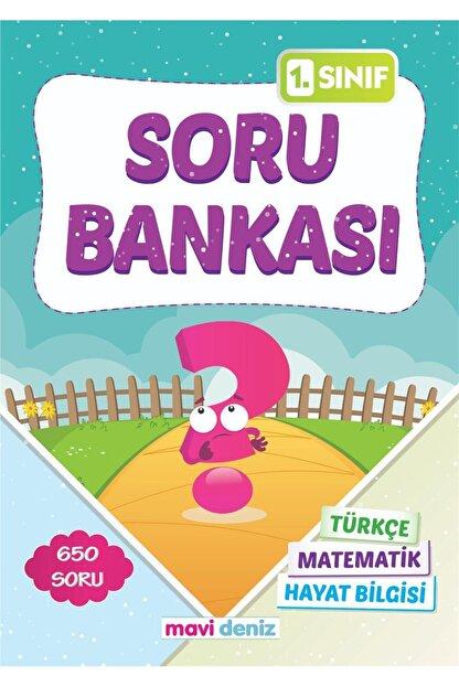 Mavi Deniz Yayınları 1.Sınıf 2. Dönem Seti 2019-2020