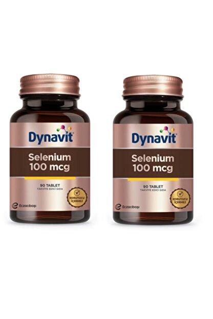 Dynavit Selenium 100mcg 90 Tablet - 2 Adet