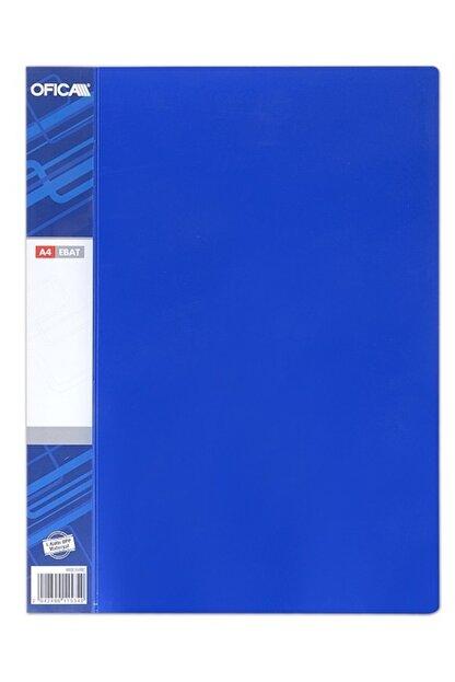 Ofica Lüks Sunum Dosyalı 20'lu Mavi