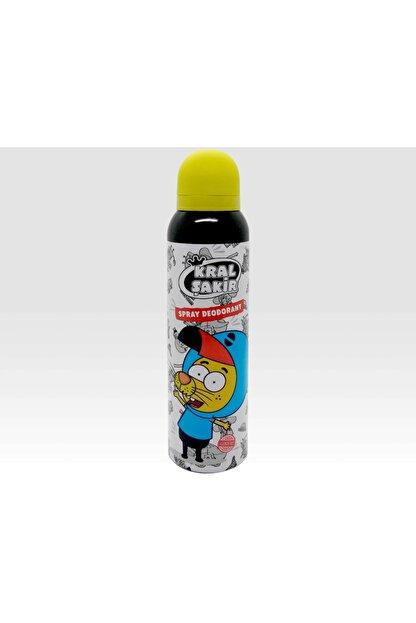 Kral Şakir Lisanslı 150 ml Deodorant