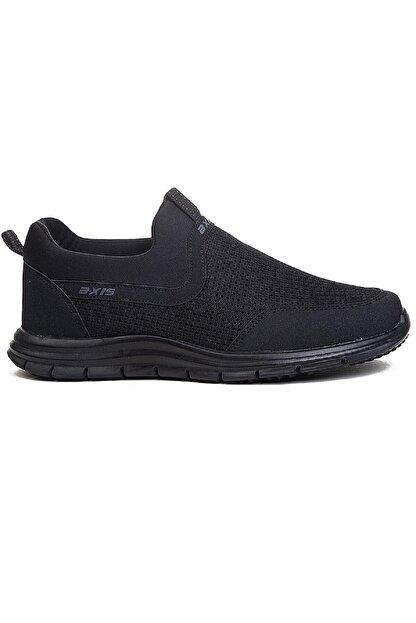 Dero Siyah Spor Ayakkabı Unisex Sneaker Dr-057-1