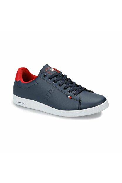 US Polo Assn FRANCO Lacivert Erkek Sneaker Ayakkabı 100249745