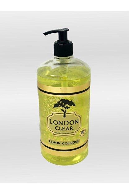 London Clear Pet Limon Kolonya 80° 1 Lt